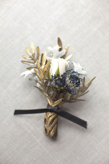 Creative Boutonnieres Ideas